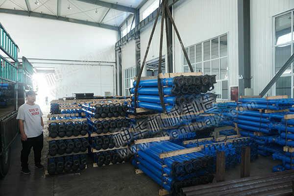 热烈祝贺集团矿用单体液压支柱产品新增5项矿用产品安全标志证书